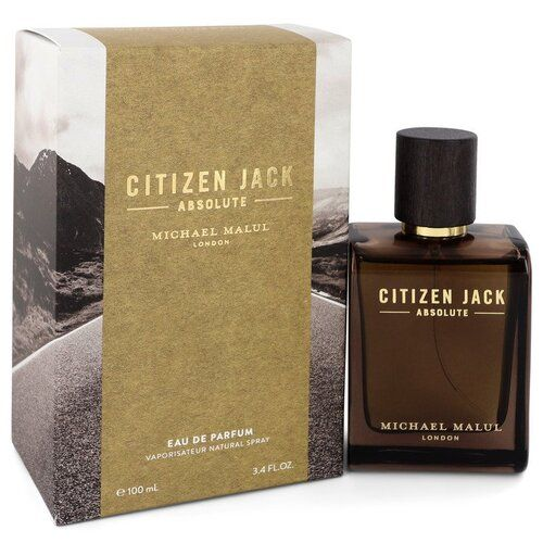 Citizen Jack Absolute by Michael Malul
