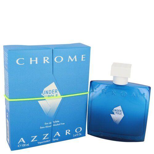 Chrome Under The Pole by Azzaro