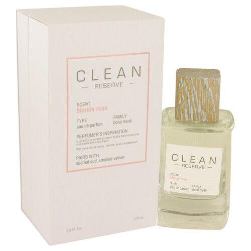 Clean Blonde Rose by Clean