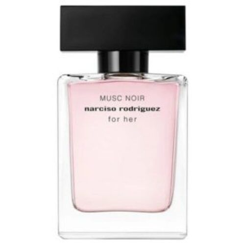 For Her Musc Noir, the mysterious portrait of a woman according to Narciso Rodriguez