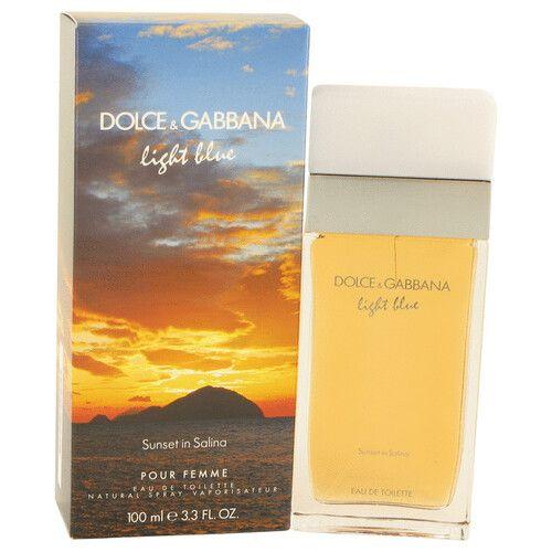 Light Blue Sunset in Salina by Dolce & Gabbana