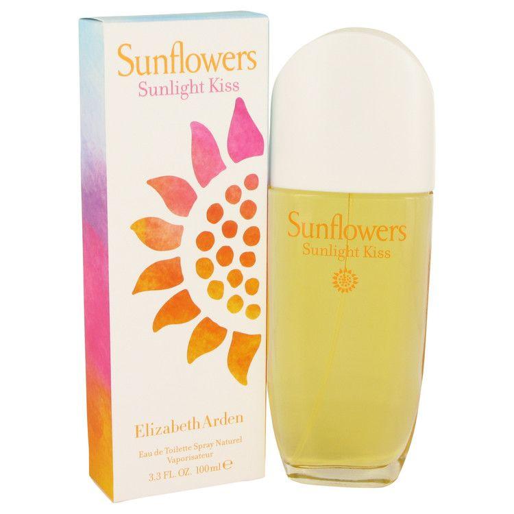 Sunflowers Sunlight Kiss by Elizabeth Arden