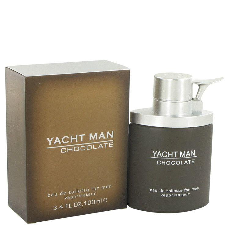 Yacht Man Chocolate by Myrurgia