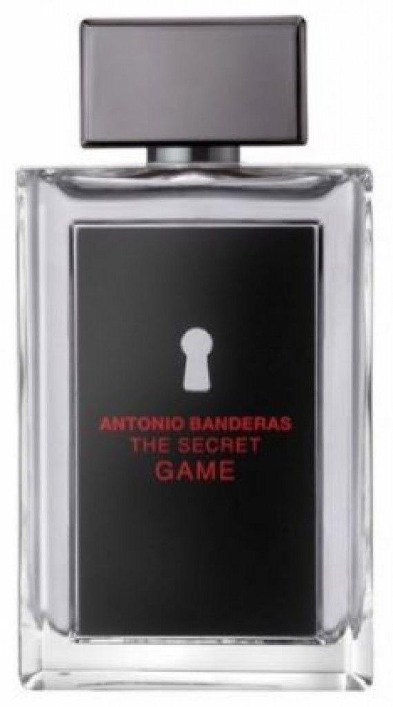 عطر أنطونيو بانديراس ذا سيكريت جيم