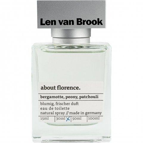 Len van Brook – About Florence