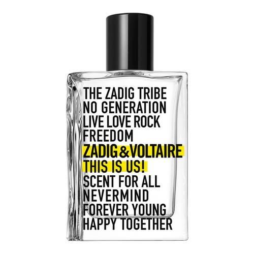 This Is Us! Eau de Toilette Zadig & Voltaire