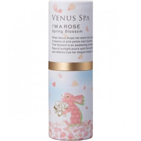 I'm a Rose – Spring Blossom スプリングブロッサム PARFUM STICK
